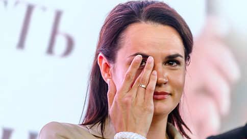Тихановская попросила у ОБСЕ помощи для безопасного приезда в Белоруссию
