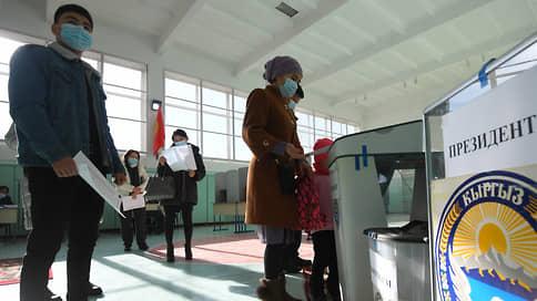 В Киргизии проходят выборы президента