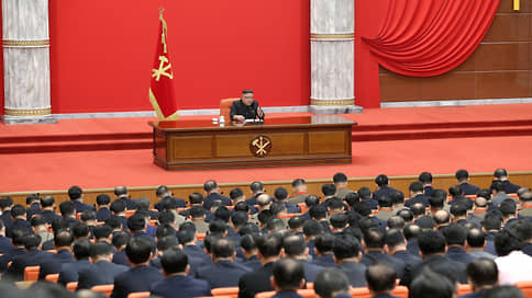 Ким Чен Ын избран генеральным секретарем Трудовой партии КНДР
