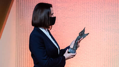 Тихановская получила литовскую Премию свободы