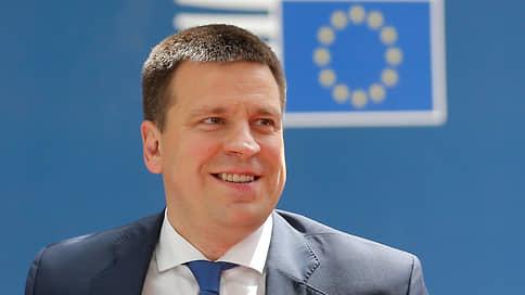 Премьер Эстонии ушел в отставку из-за коррупционного скандала