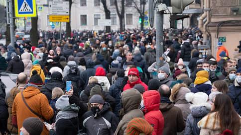В Санкт-Петербурге возбудили уголовное дело из-за перекрытия дорог 23 января