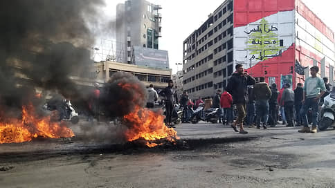 В Ливане восемь человек пострадали в ходе акций против карантина