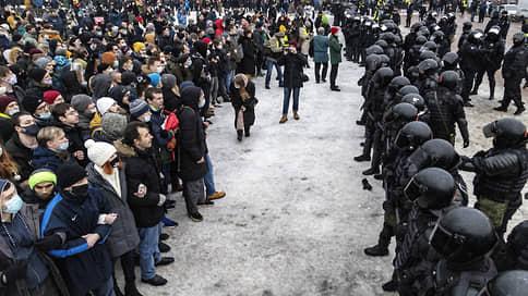 СКР расследует 21 уголовное дело по итогам протестных акций 23 января