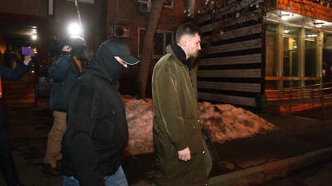 К жене и сторонникам Навального пришли с обысками