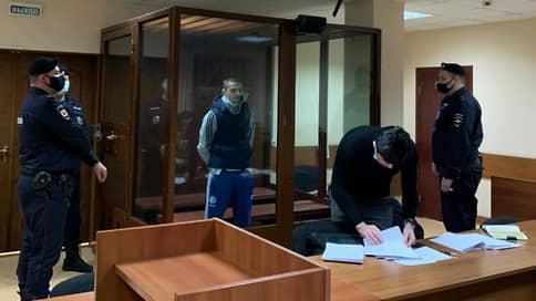 Подравшегося с ОМОНом на акции в Москве арестовали до 23 марта