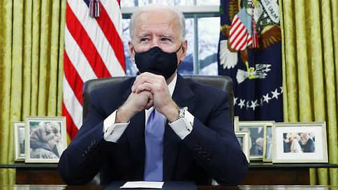 Байден вернул США в ВОЗ и соглашение по климату