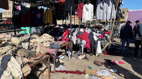 При взрывах в центре Багдада погибли около 30 человек