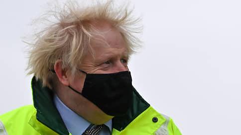 Джонсон: «британский» штамм COVID-19 может быть более летальным