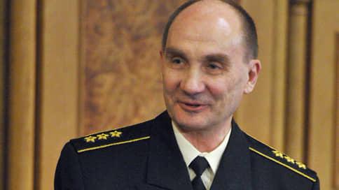 Умер бывший главком ВМФ РФ Владимир Высоцкий