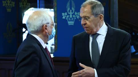 Лавров: отсутствие нормальности в отношениях России и ЕС никому не приносит пользы