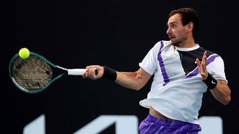Россиянин Сафиуллин впервые вышел во второй круг Australian Open