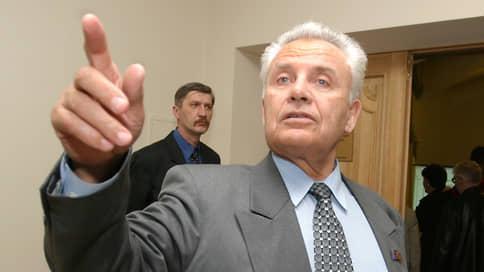 Умер бывший министр сельского хозяйства России Назарчук