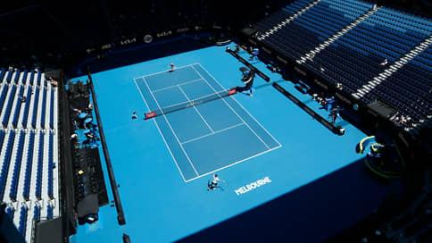 Вирус прицелился в Australian Open // Теннисный турнир Большого шлема оказался под угрозой