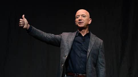 Джефф Безос уйдет с поста гендиректора Amazon