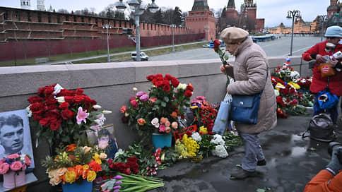 Организаторы марша Немцова отказались от ежегодного шествия