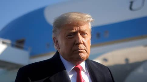 Трамп раскритиковал лидера республиканцев в Сенате после обвинений в штурме Капитолия