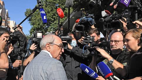 Суд отклонил жалобу Добровинского на лишение статуса адвоката
