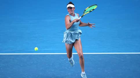 Американка Брэди вышла в финал Australian Open
