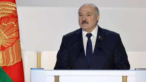 Лукашенко пообещал вынести проект новой Конституции на референдум в начале 2022 году