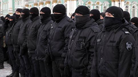 В Петербурге наградили силовиков после разгона митингов