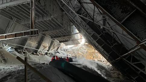 Директора фабрики «Норникеля» задержали после гибели трех человек при обрушении