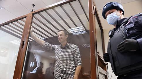 Навальный выступил с последним словом по делу о клевете на ветерана