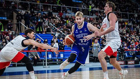 Россия обыграла Эстонию в матче квалификации чемпионата Европы по баскетболу