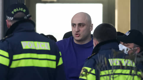 В Грузии задержали главу партии Саакашвили Мелию