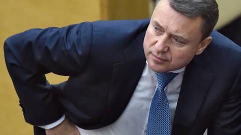 Депутат Выборный станет зампредом комитета Госдумы по безопасности