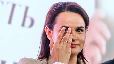 Генпрокуратура Белоруссии попросила Литву выдать Тихановскую