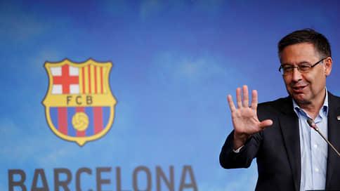 Бывший президент ФК «Барселона» Бартомеу задержан по делу о коррупции