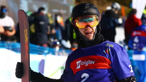Российский сноубордист Логинов взял золото в параллельном гигантском слаломе на ЧМ