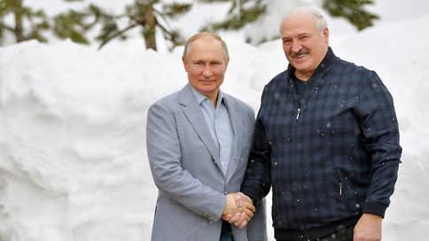 Лукашенко предложил разместить российские самолеты в Белоруссии