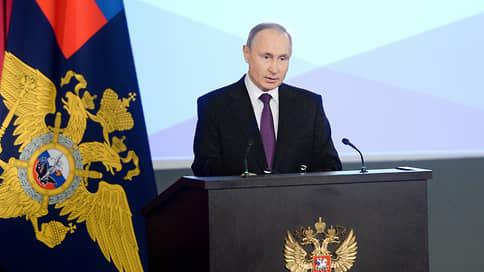 Путин призвал жестко пресекать пропаганду национализма и ксенофобии