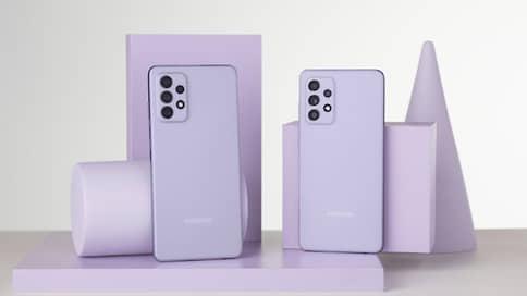 Samsung представила новые среднебюджетные смартфоны
