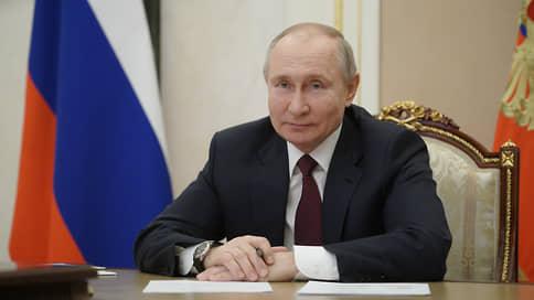 Путин о словах Байдена: кто как обзывается, тот так и называется