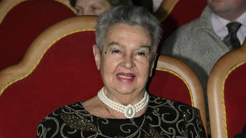Умерла композитор и певица Людмила Лядова