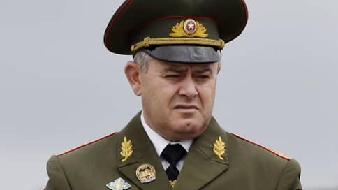 Пашинян предложил президенту Армении назначить главой Генштаба Артака Давтяна