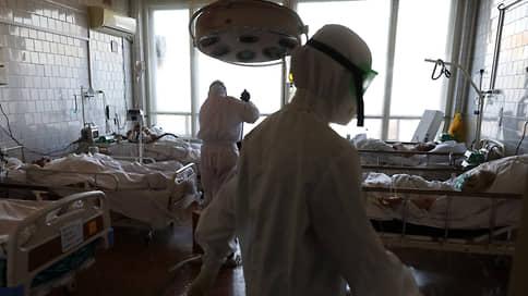 В России второй день подряд выявили менее 10 тыс. заразившихся коронавирусом