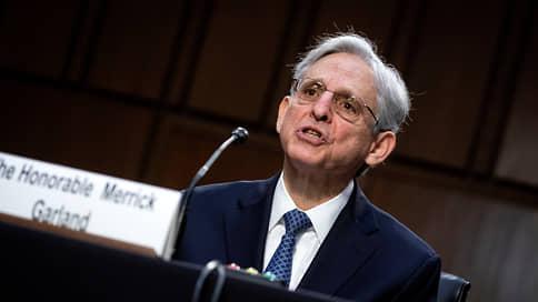 Сенат США утвердил Гарленда на пост генпрокурора