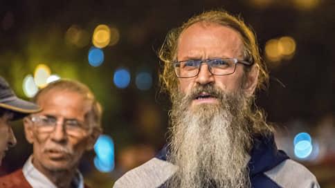 В Хабаровске священника арестовали на 20 суток за участие в несогласованных акциях
