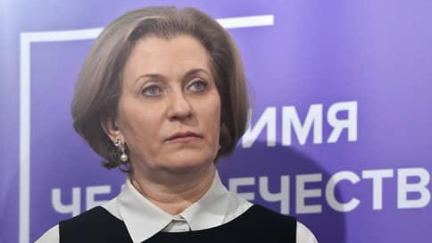 Попова допустила передачу нового птичьего гриппа от человека к человеку