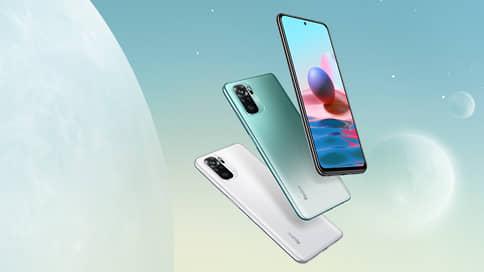 Xiaomi представила в России среднебюджетные смартфоны Redmi Note 10