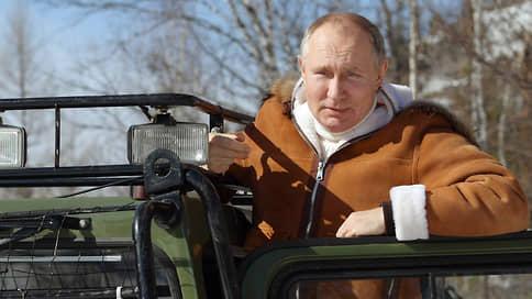Путин будет «расширять географию» поездок после изучения эффекта от прививки
