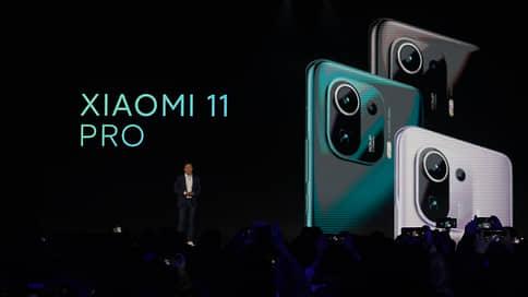 Xiaomi представила смартфон Mi 11 Pro