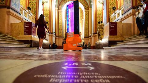 Московские музеи открывают двери // Какие меры безопасности нужно соблюдать при их посещении