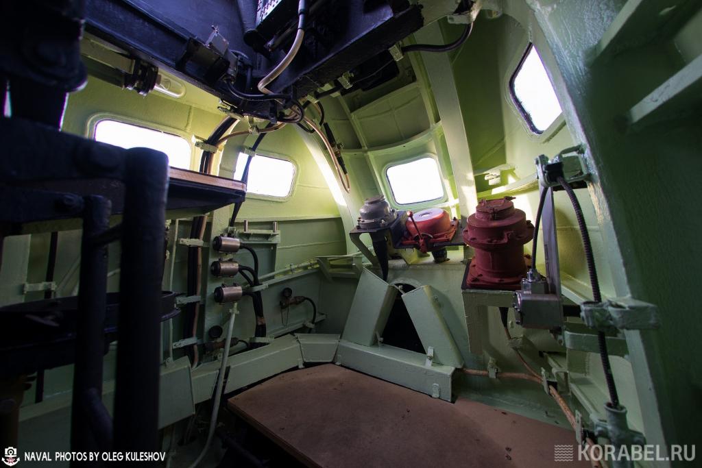 Фотоэкскурсия по новейшему атомному подводному крейсеру «Казань»
