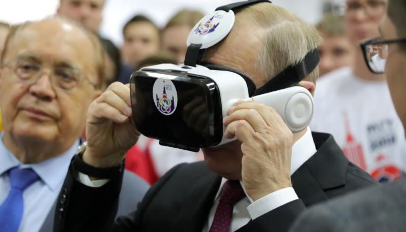 Путин рассказал, что делать, чтобы искусственный интеллект не поработил людей