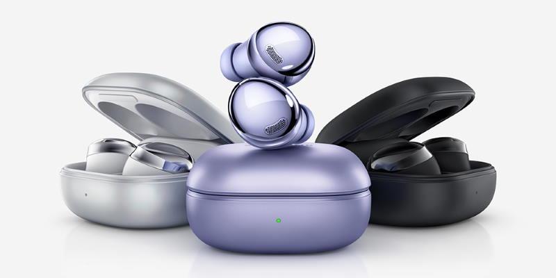 Galaxy Buds Pro — беспроводные наушники Samsung с умной начинкой